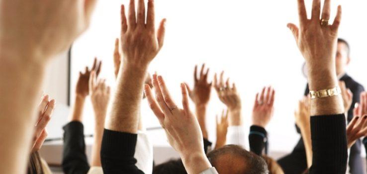 Как правильно голосовать на общем собрании собственников