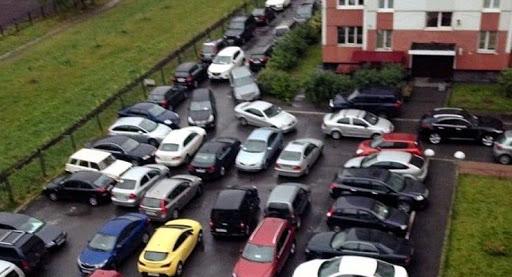 Решение проблем с парковкой автотранспорта