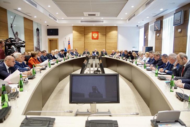 Структура российских органов исполнительной власти (полный список!)